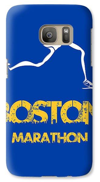 Boston Marathon2 Galaxy S7 Case