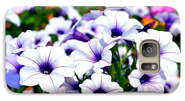Galaxy Case featuring the photograph Botanical Medley by Deena Stoddard