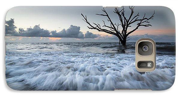 Galaxy Case featuring the photograph Botany Bay Power by Serge Skiba