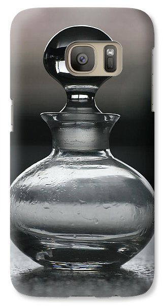 Galaxy Case featuring the photograph Bottle by Joy Watson