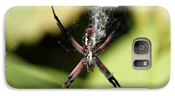 Galaxy Case featuring the photograph Bottoms Up by Erica Hanel