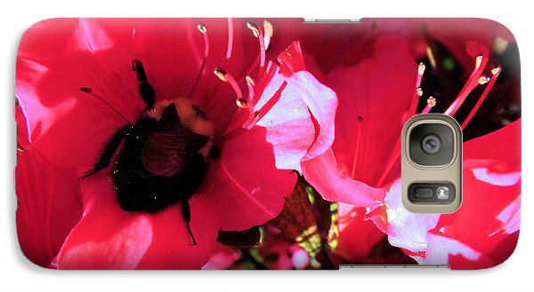 Galaxy Case featuring the photograph Bottoms Up by Robyn King