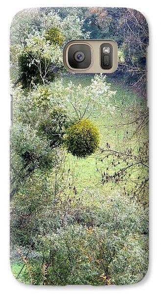 Mistletoe Ball Galaxy S7 Case