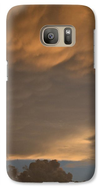 Galaxy Case featuring the photograph Boundaries by Lyle Crump