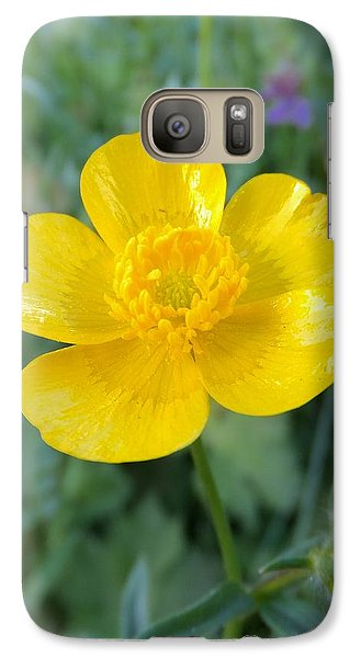 Bouton D'or Galaxy S7 Case