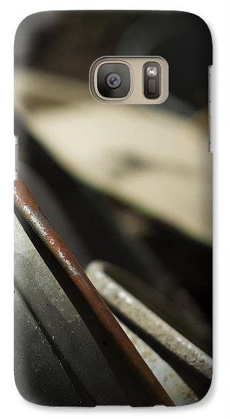 Galaxy Case featuring the photograph Bowl Full by Rebecca Sherman