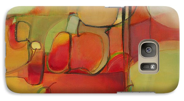 Galaxy Case featuring the painting Bowl Of Fruit by Michelle Abrams