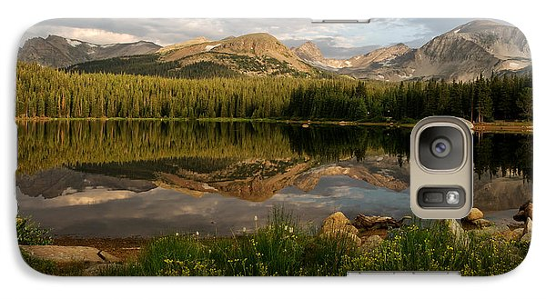 Galaxy Case featuring the photograph Brainard Lake by Ronda Kimbrow
