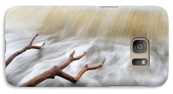Galaxy Case featuring the photograph Branches In Water by Randi Grace Nilsberg