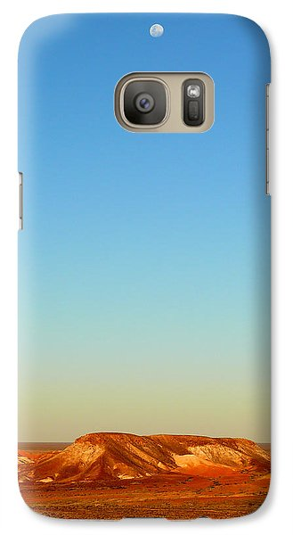 Galaxy Case featuring the photograph Breakaways by Evelyn Tambour