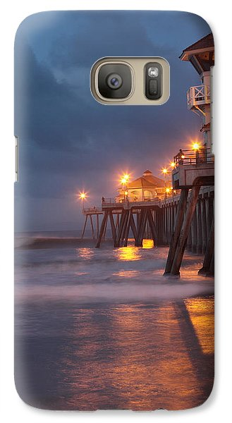 Galaxy Case featuring the photograph Breaking  Dawn  by Duncan Selby
