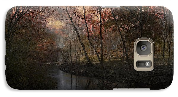Galaxy Case featuring the photograph Breaking Of Dawns Early Light by John Rivera