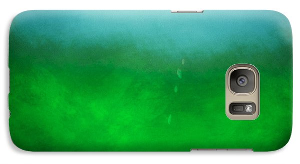 Galaxy Case featuring the photograph Breath by James Bethanis