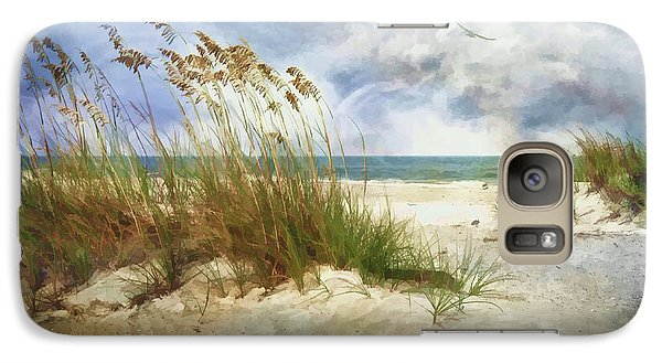 Galaxy Case featuring the photograph Breathe by Linda Blair