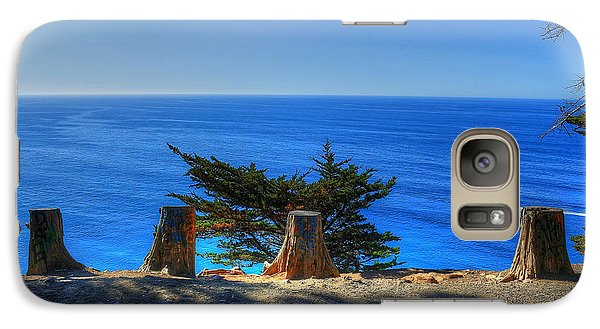 Galaxy Case featuring the photograph Breathtaking by Kevin Ashley