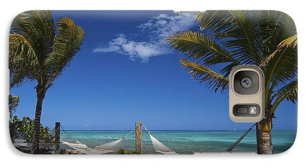 Breezy Island Life Galaxy S7 Case by Adam Romanowicz