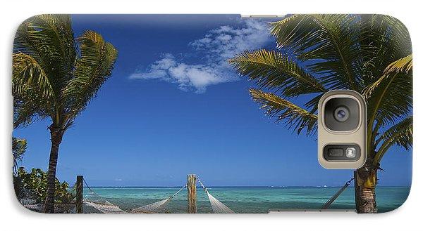 Breezy Island Life Galaxy S7 Case