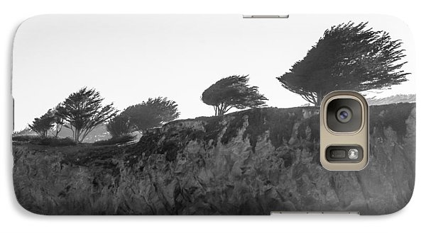 Galaxy Case featuring the photograph Breezy by Takeshi Okada
