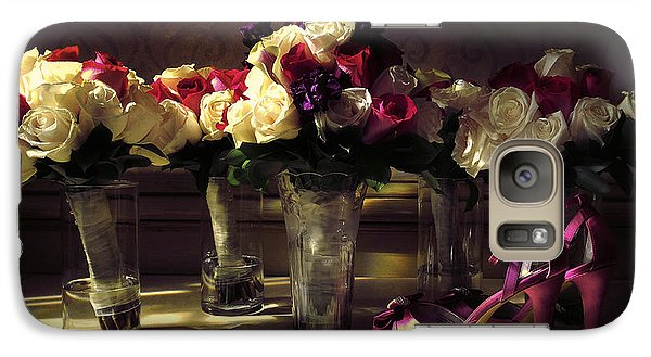 Galaxy Case featuring the photograph Bridal Bouquets by John Rivera
