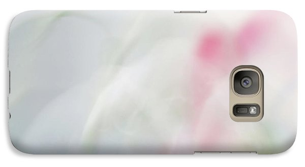 Galaxy Case featuring the photograph Bridal Veil by Annie Snel