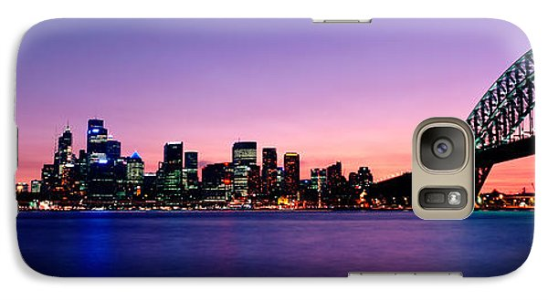 Bridge Across The Sea, Sydney Opera Galaxy Case by Panoramic Images