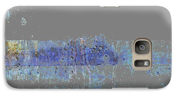 Galaxy Case featuring the digital art Bridge Over Troubled Water by Ken Walker