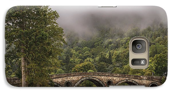 Landscape Wall Art Kenmore Bridge Galaxy S7 Case