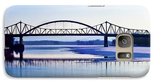 Bridges Over The Mississippi Galaxy S7 Case