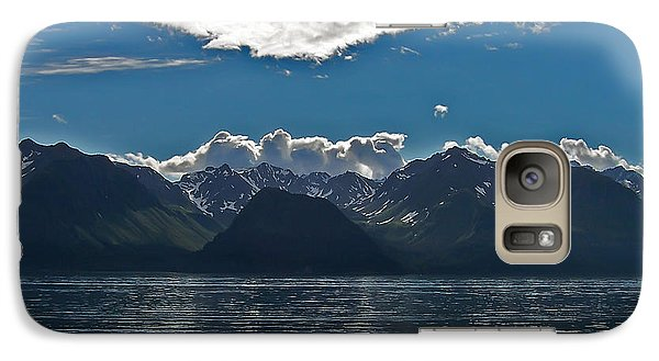 Galaxy Case featuring the photograph Bright And Cloudy by Aimee L Maher Photography and Art Visit ALMGallerydotcom