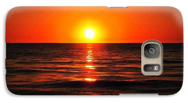 Bright Skies - Sunset Art By Sharon Cummings Galaxy S7 Case