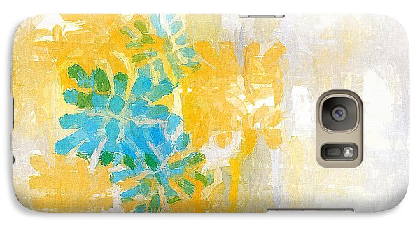 Bright Summer Galaxy Case by Lourry Legarde