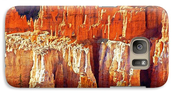 Galaxy Case featuring the photograph Brilliant Bryce by Marty Koch