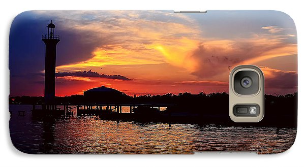 Galaxy Case featuring the photograph Broadwater Biloxi by Maddalena McDonald