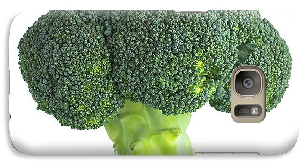 Broccoli Galaxy S7 Case by Science Photo Library