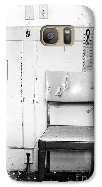 Galaxy Case featuring the photograph Broken Chair by Carsten Reisinger