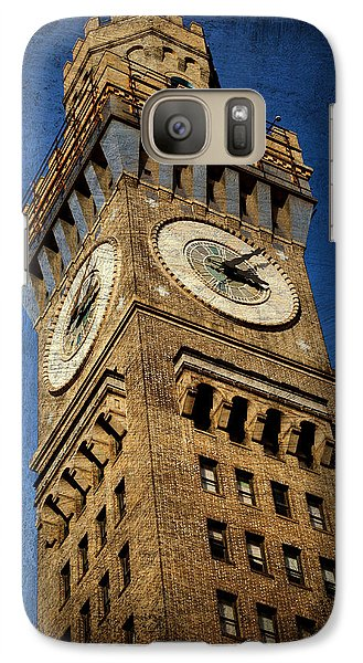 Oriole Galaxy S7 Case - Bromo Seltzer Tower No 3 by Stephen Stookey