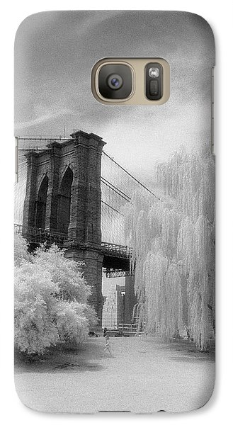 Brooklyn Bridge Willows Galaxy S7 Case