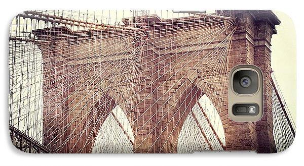 Galaxy Case featuring the photograph Brooklyn Pride by Paul Cammarata