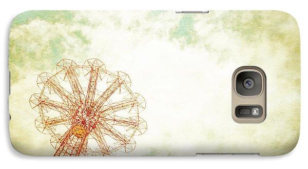 Galaxy Case featuring the photograph Brooklyn's Eiffel Tower by Takeshi Okada