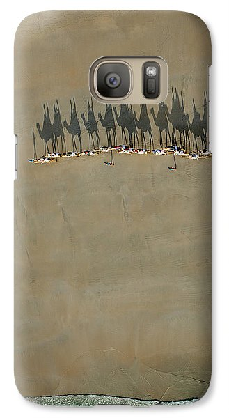 Broome Camel Train Galaxy S7 Case