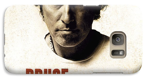 Galaxy Case featuring the photograph Bruce by Bruce