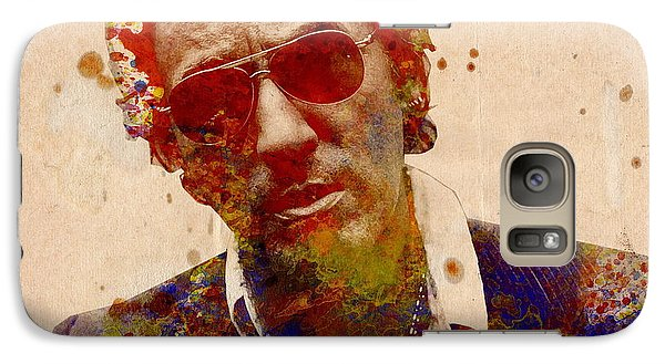 Bruce Springsteen Galaxy Case by Bekim Art