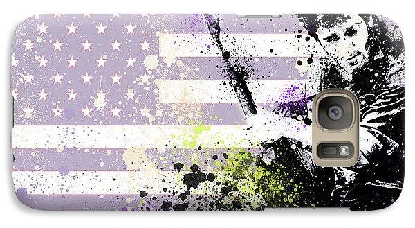 Bruce Springsteen Splats Galaxy S7 Case
