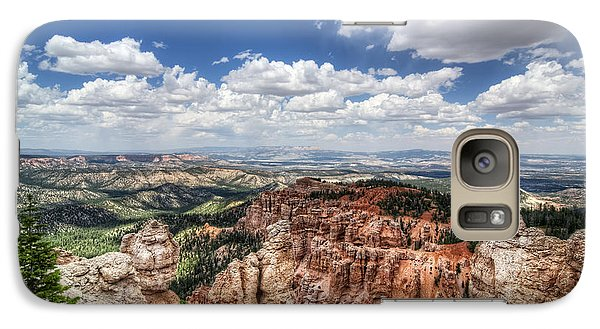 Galaxy Case featuring the photograph Bryce Point by Tammy Wetzel