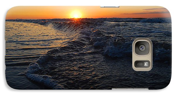 Galaxy Case featuring the photograph Bubble Bubble    Aint No Trouble by Linda Mesibov