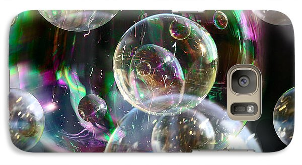 Bubbles And More Bubbles Galaxy S7 Case
