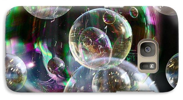 Bubbles And More Bubbles Galaxy S7 Case by Nareeta Martin