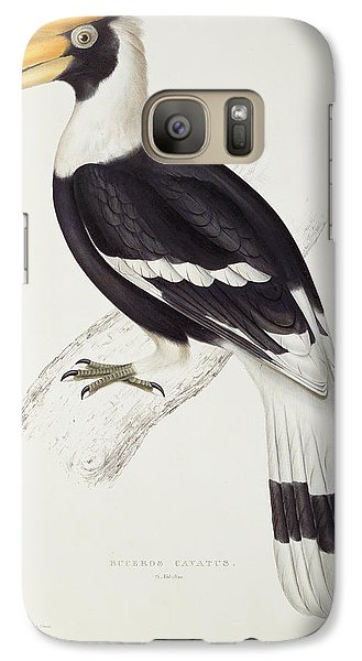 Great Hornbill Galaxy S7 Case