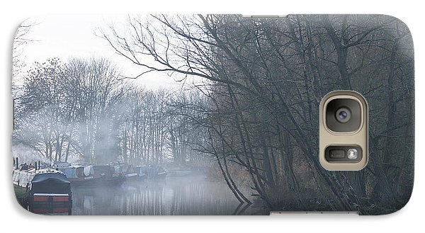 Galaxy Case featuring the photograph Buckingham Arm by David Isaacson