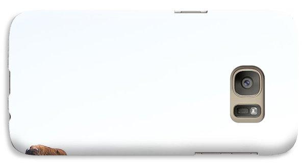 Buffalo Country Galaxy S7 Case